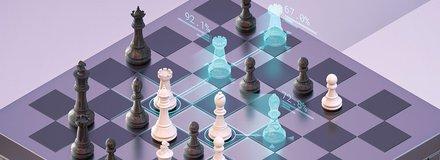 Download hundreds of AlphaZero's games